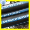 Tuyau hydraulique SAE 100 R1 de qualité supérieure à / DIN En 853 1sn