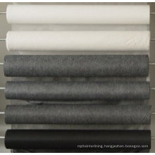 impregnating bonded polyester non woven interlining