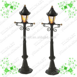 Outdoor Iron Street Post Light (YL-E008)