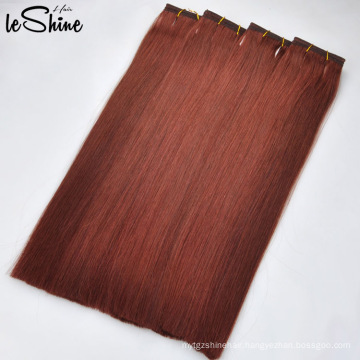 Single Donor Human Color Hair For Extensions
