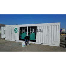 1000kw Containerized Type Natural Gas/LPG/Biogas Generator