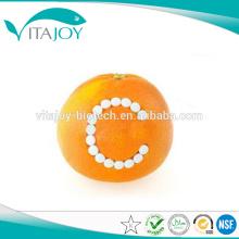 Suministro de alta pureza de buena calidad Vitamina C Antioxidante Ácido ascórbico
