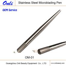 Microblading Pen Tebori Pen Permanet Maquiagem Tattoo Pen OEM Service