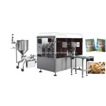 Erdnussbutter-Rotations-Standbeutel-Verpackungsmaschine