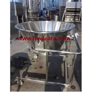 Fluid Bed Powder Granulator