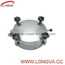 Cubierta de pozo de acero inoxidable de acero inoxidable
