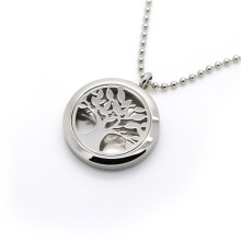 2016 Stainless Steel Locket Jewelry Perfume Box Pendant
