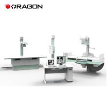 CE и ISO Аттестовал медицинского диагностического оборудования 100ма рентгеновский аппарат