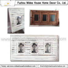 High Quality Decoration Wall Wooden Multiple Photo Frame