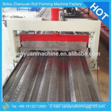 Fabricantes da China de YX75-200-600 máquina de pavimento do piso, máquina de piso decking, máquina de formar deck de aço $ 1000-30000 / set