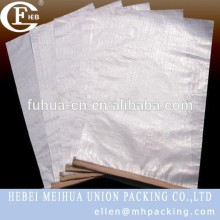 animal feed bags 50kg/pp woven bags 50kg for animal feed