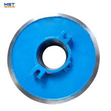Refuerzo de voluta de bomba de lodo / revestimiento de placa de marco de bomba de lodo