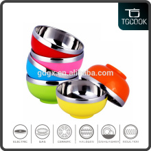 Stainless steel mixing bowl / cheap soup bowl / stainless steel bowl