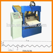 color steel tile roll forming machine price