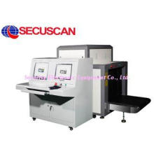 Security X Ray check cargo Baggage luggage airport screenin