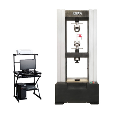 100KN Electronic Universal Tensile Testing Equipment