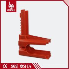 China Beste Boshi PP Hersteller, Direkte Großhandel Sicherheit und Sicherheit Einstellbare Kugelhahn Verriegelung Gerät BD-F02