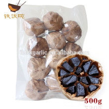 Fermented delicious food black garlic 500g/bag