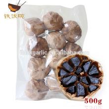 Ферментированные вкусные продукты черный чеснок 500 г / мешок