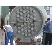 Tanques FRP / GRP para fluidos corrosivos