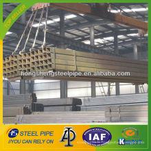 ASTM A53 soudure en acier au carbone en acier carré
