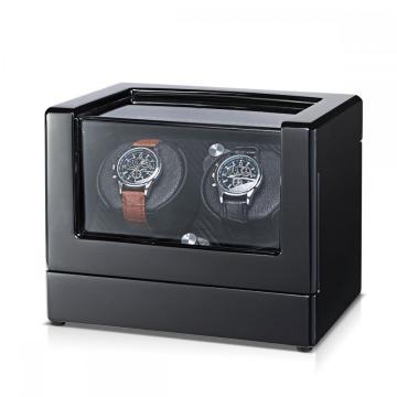 Remontoir pour montres noir + fibre de carbone