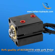 Edelstahl-Magnet Hydraulischer Kompaktzylinder