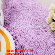 non-slip shaggy pvc flooring wholesale mat