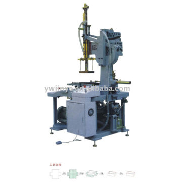 Automatische CXZR-500 Box Verpackungsmaschine