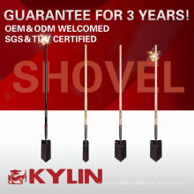 Best Selling Household Agricultural All Types Of Tools Shovel From China Suppliers