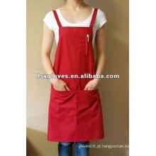 Uniforme promocional avental garçom