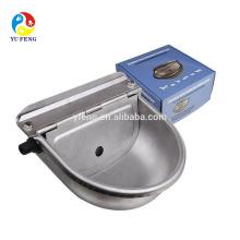 Automatic dog water feeder cocho tigela de aço inoxidável auto fill-para cão ovelhas frango co