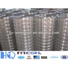 Mesh métallisé soudé de haute qualité en provenance de China Golden supplier