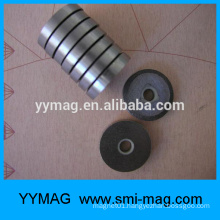 Alnico magnet for motorcycle odometer