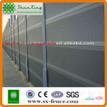 2014 New products metal sound barrier (manufacturer &exporter)