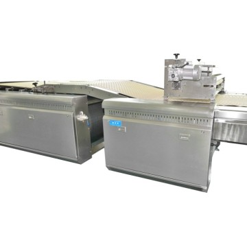 Enter Oven Machine pour la ligne de production de biscuits