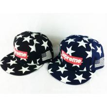 Новый дизайн привел шляпу бейсбол шляпа привело моды привело шляпу по эфиру