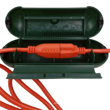Safety Seal Water Resistant Cover for Outdoor Extension Cord