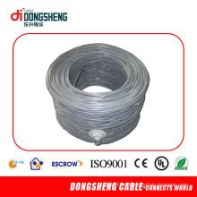 UL / CE / RoHS / ISO aprobó el cable de UTP / FTP Cat5e