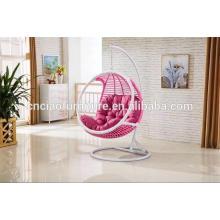 Cadeira do balanço do jardim mobiliário de jardim ao ar livre