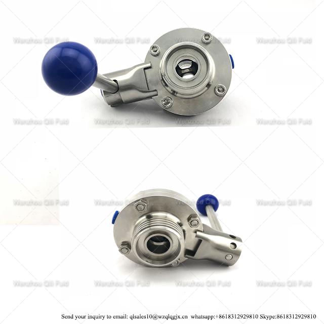 Butterfly valve 28