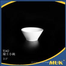 Nova chegada durável especial liner design fino osso china cerâmica pequeno pires