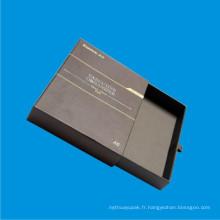Boîte de parfum de carton d'impression de couleur / boîte de parfum / boîte de cosmétiques