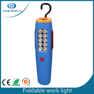10 SMD LED recarregável Led Work Light