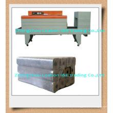 Machine à emballer de briquette de contraction infrarouge Great Service