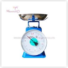 Escala quente da cozinha do ferro da venda 10kg (18 * 25.5 * 25.5cm)