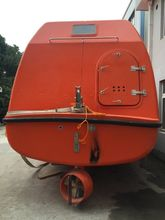 5 m enclosed lifeboat with diesel engine