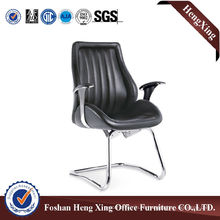 Wooden/Metal Leg Conference Meeting Board Room Office Chair (HX-NH199)