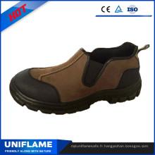 Chaussures de sécurité en cuir Nubuck Ce Ufb005