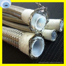 Manguera flexible R14 del tubo de la manguera a prueba de calor del tubo de PTFE